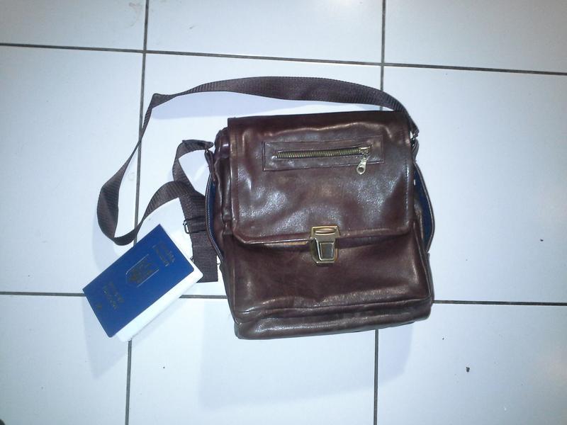 eb86676678bb86 Кожаная мужская сумка для документов ручная работа кросс боди мини -  портфель1 фото ...