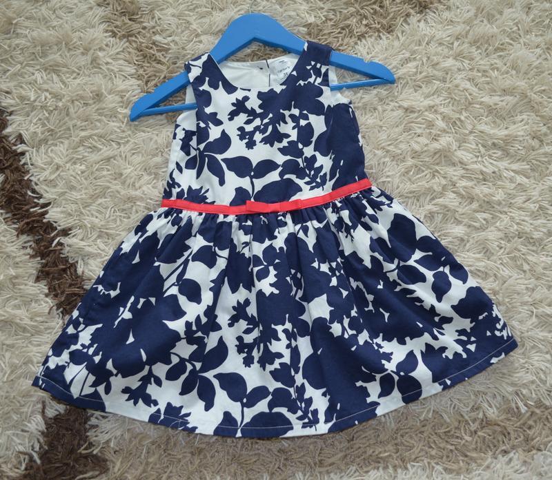 6459f1b2315 Нарядное платье на девочку carters 3т1 фото ...