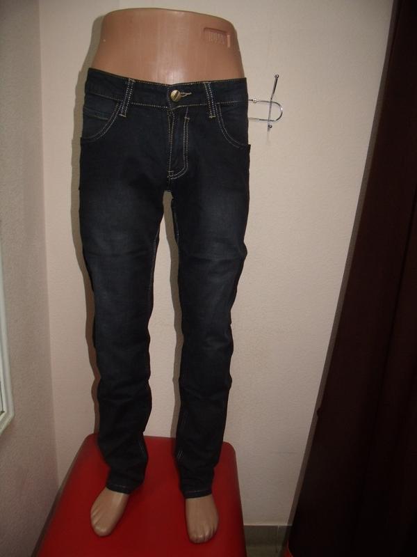 ee9cd215210 Джинсы штаны брюки мужские ботал (большие) к-1582 размеры  29