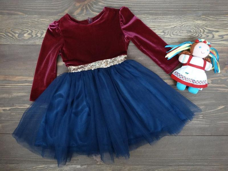 37ea21abc9c Нарядное платье