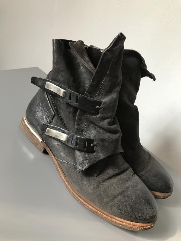 Супер стильные ботинки деми кожа дорогого бренда airstep италия, р.381 ... 157ed498739
