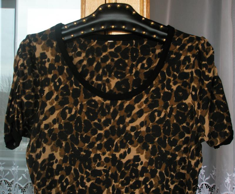 Снизила цену прикольная леопардовая туника фирмы next . модная , стильная Next, цена - 20 грн, #1791777, купить по доступной цене | Украина - Шафа