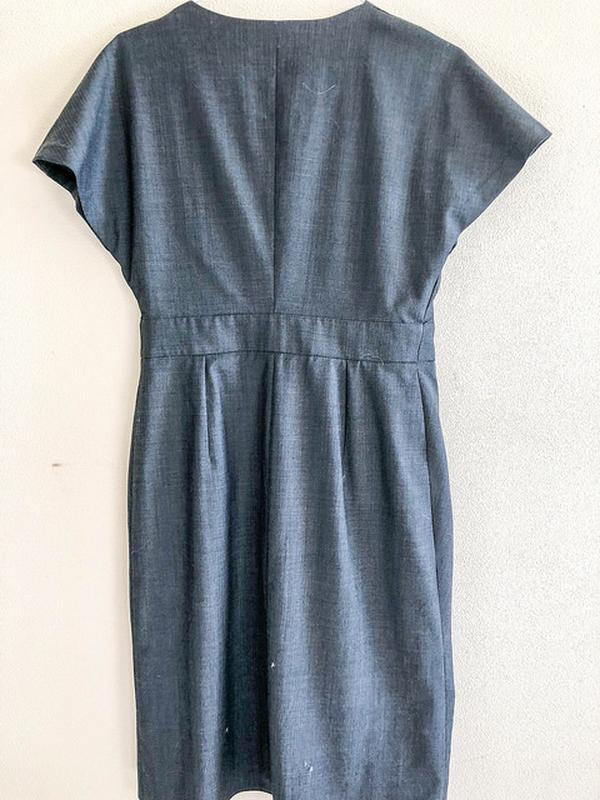 62165fafcff ... запахом1 фото · Красивое офисное платье-сарафан solar с запахом2 фото  ...