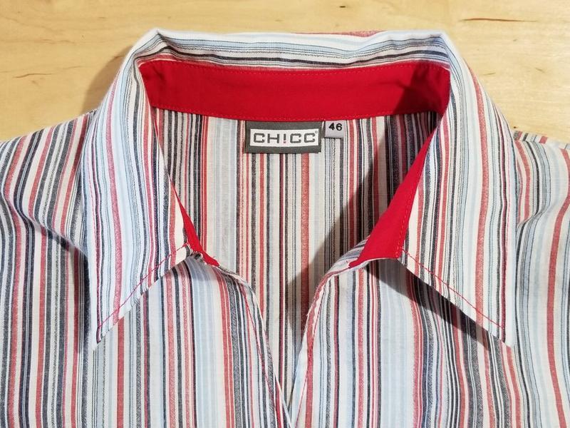23ea2c0f07d9 Брендова сорочка жіноча chicc xl-xxl [німеччина] (рубашка женская)1 фото ...