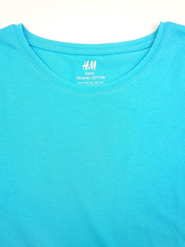 3b3e1b9bca81 Комплект футболок на девочку 8 -10 лет, футболка h&m (H&M) за 206 грн.