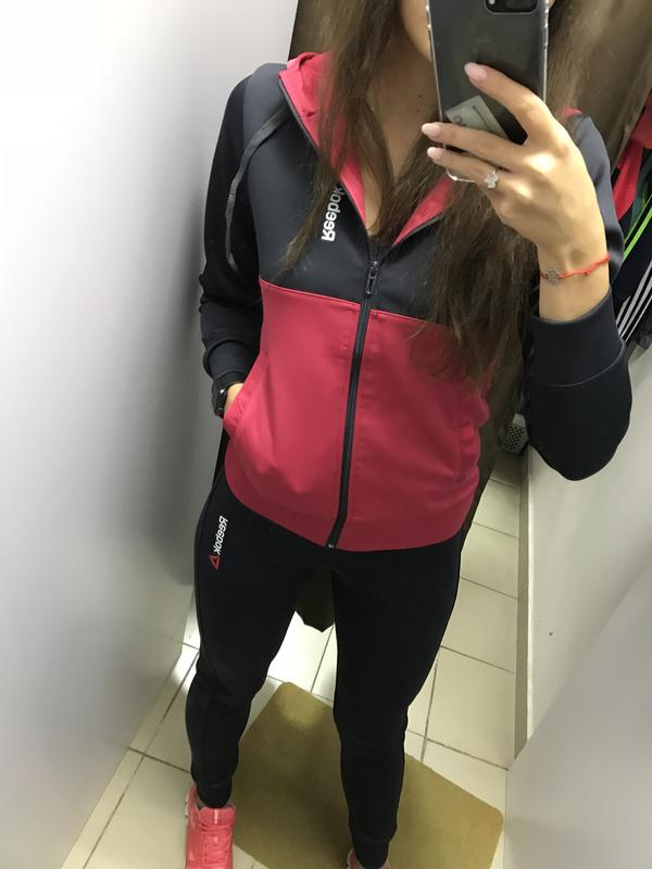 5be477e2 Классный спортивный костюм малиновый Reebok, цена - 550 грн ...