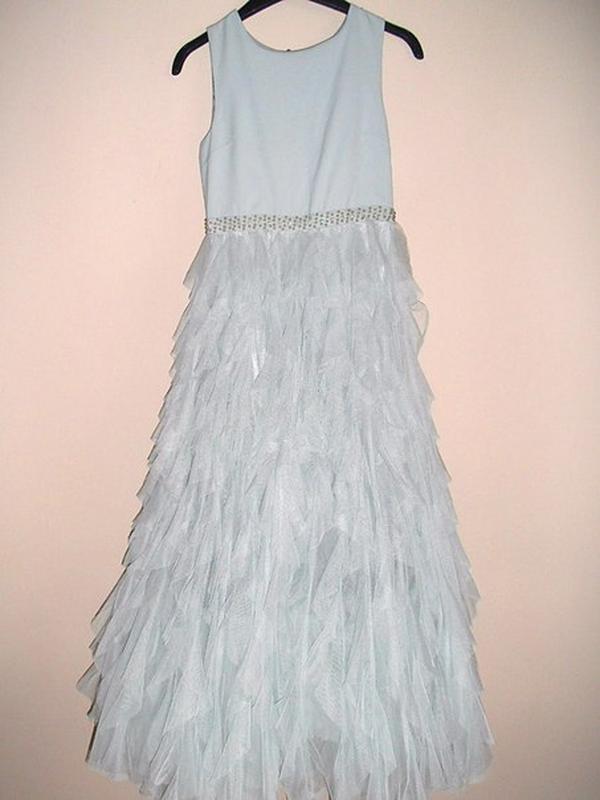 шифоновые летние платья для девочек