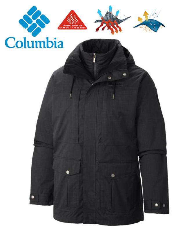 5273daf4bbf8 Зимняя куртка columbia horizons pine interchange jacket 3в1, осень, xl1 ...