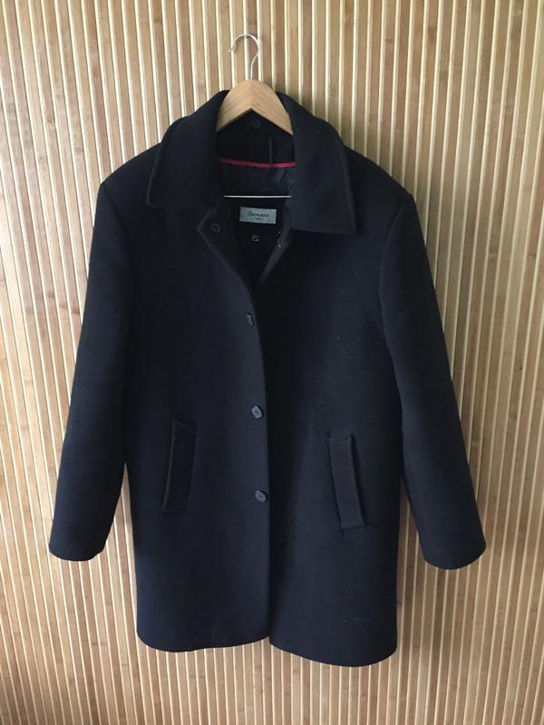 Пальто мужское кашемировое кашемир чёрный   чоловіче кашемірове ... 1f449abb6db75