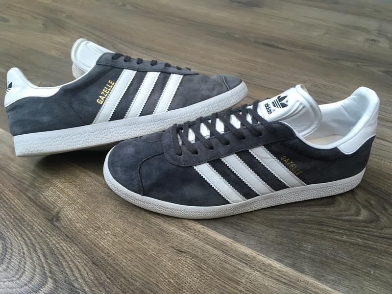 Кроссовки adidas gazelle натур. замш оригинал 43-44 размер bb54801 ... 5d708179d2a1a