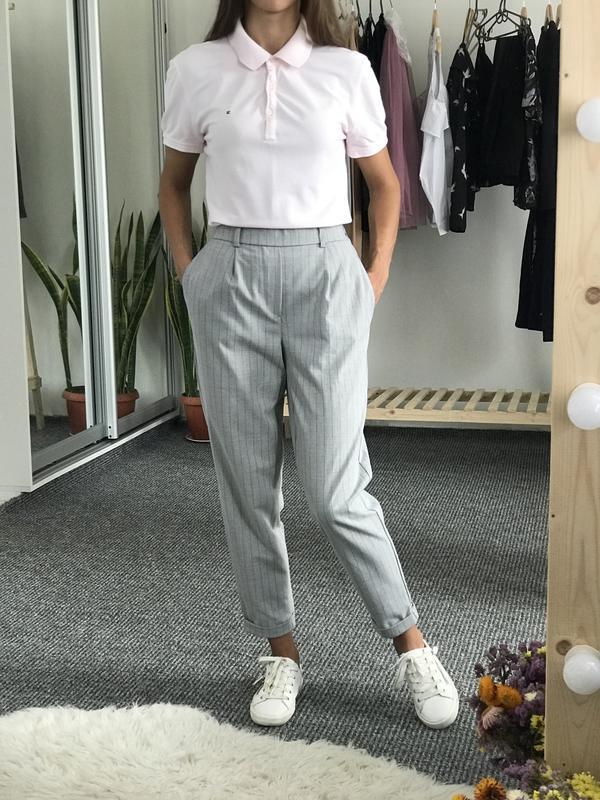 Cтильные серые брюки bershka 40 Bershka, цена - 440 грн,  15555806 ... f8cbba0b90e