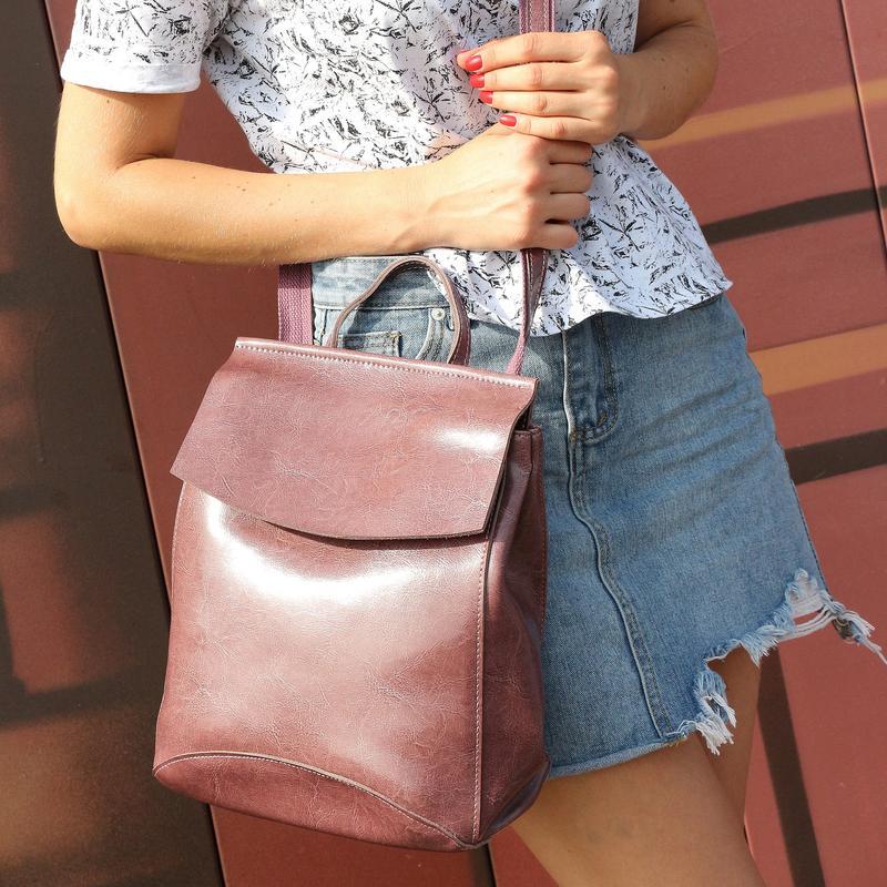 f22b2829b3aa Мода осени-кожаный портфель, рюкзак, сумка -отличная цена1 фото ...
