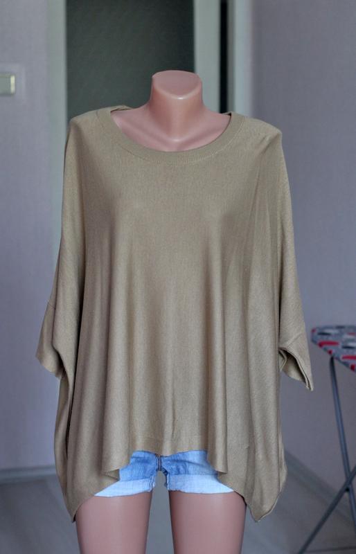 Кофта футболка летучая мышь h m 36 размер оверсайз для беременных1 ... a517b8bb0285d