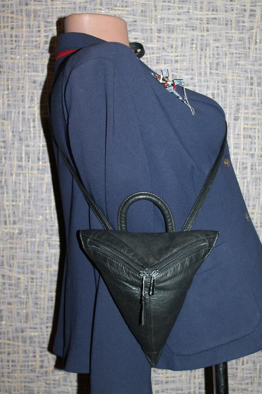 ec47c8301e36 Стильная,неординарная кожаная сумка/кроссбоди, цена - 170 грн ...