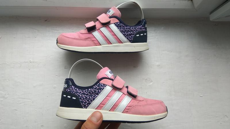 1fac572ba6dd Продам детские кроссовки adidas на лепучках 28р Adidas, цена - 380 ...
