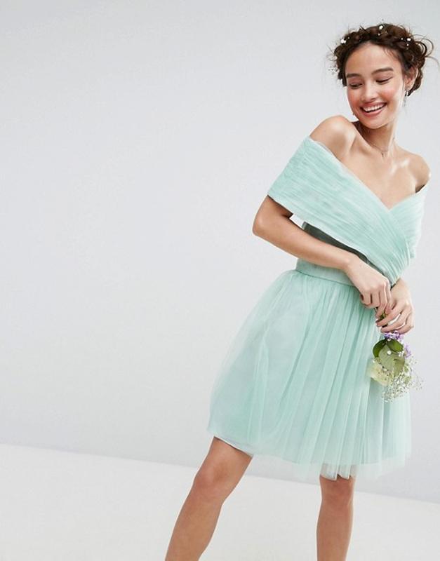 Плаття міні asos wedding ASOS 834cf1c7c3304