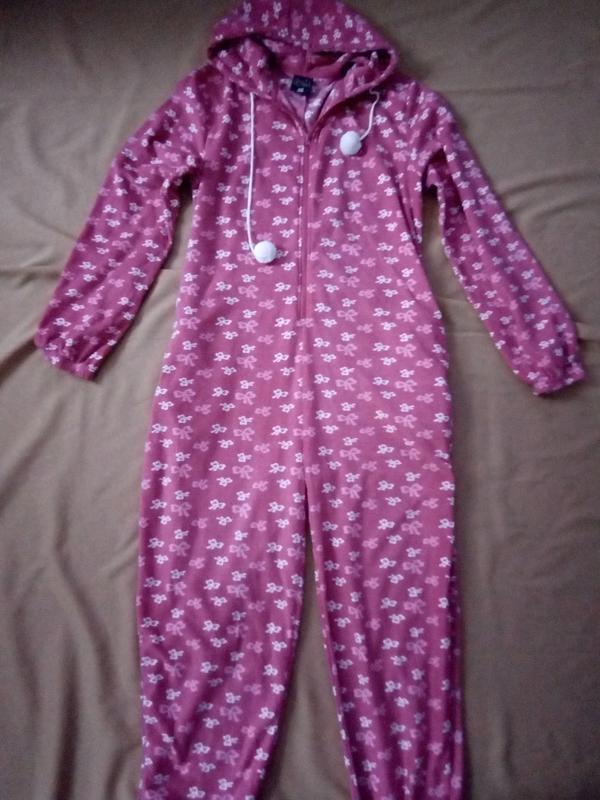 Мягусенький флисовый человечек кигуруми слип костюм пижама комбинезон1 ... 24e258b2125fc
