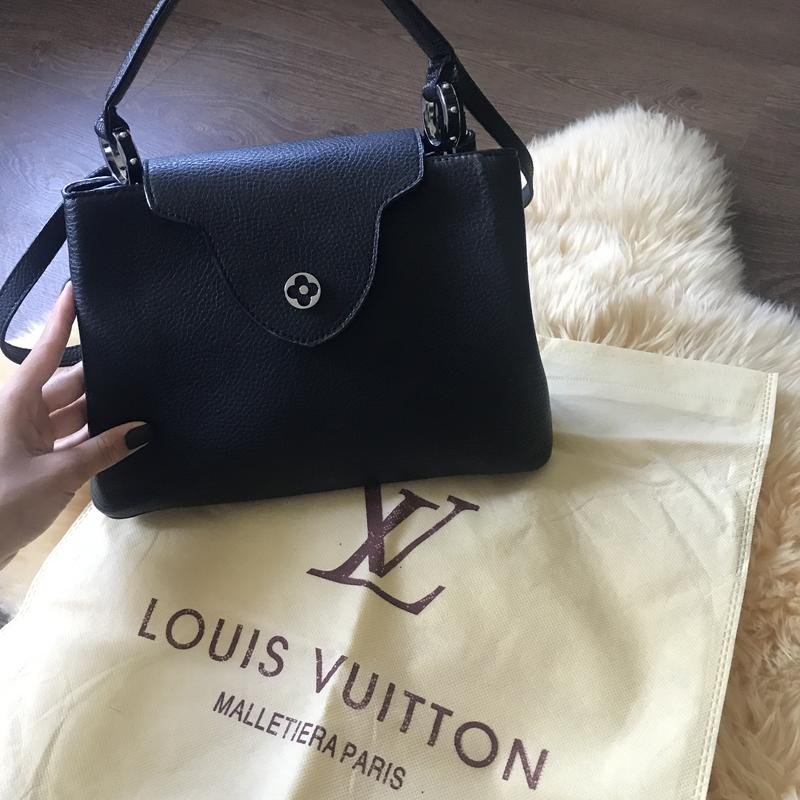 13beee876300 Сумка louis vuitton capucines (черная сумочка lv) Louis Vuitton ...