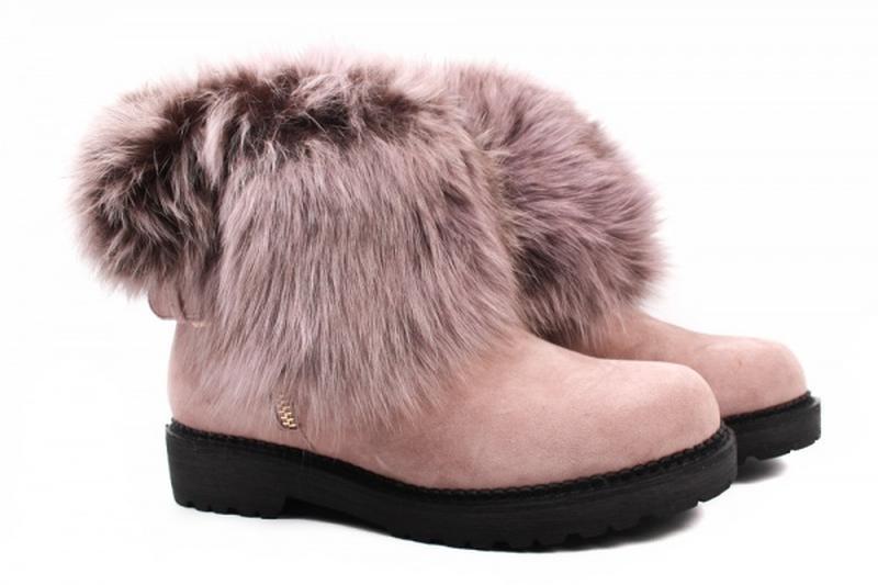 ce8617e76 Ботинки унты molly bessa натуральная замша р. 36 Турция, цена - 2595 ...