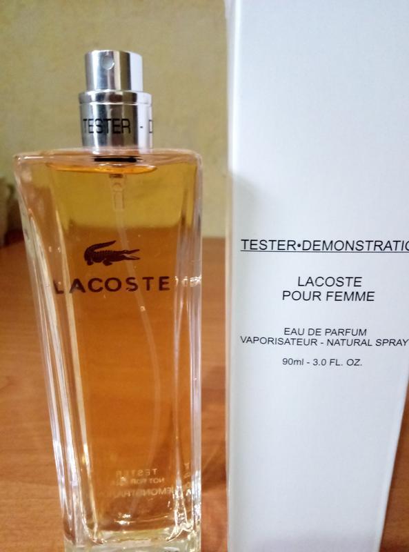 Lacoste lacoste pour femme тестер 90мл Lacoste 4e2a78611b09f