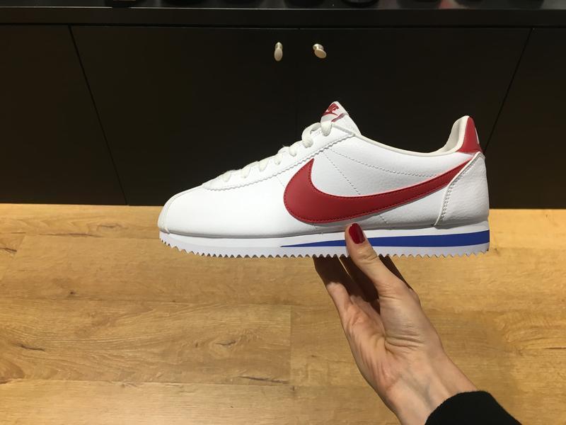 29ec43db Кроссовки nike classic cortez leather forrest gump Nike, цена - 2450 ...