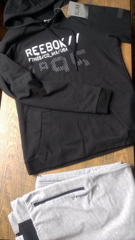 Спортивный костюм reebok. оригинал! Reebok, цена - 2390 грн ... d7f7abb5c11