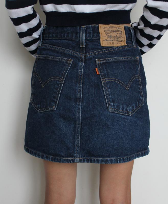 668c54adf19 Levis джинсовая юбка оригинал Levis