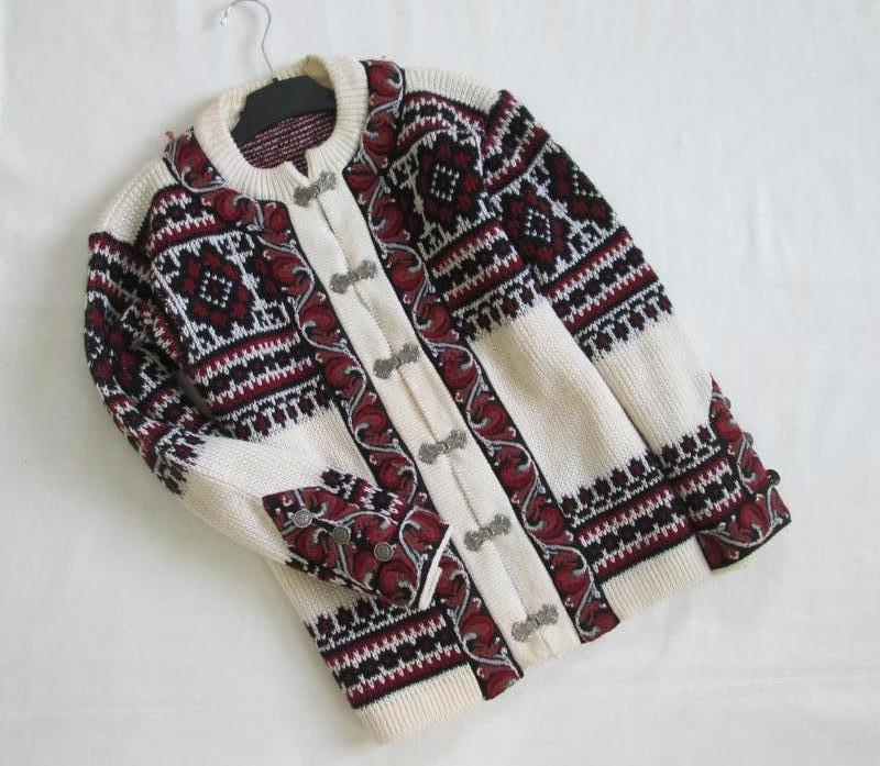Купить настоящий норвежский свитер