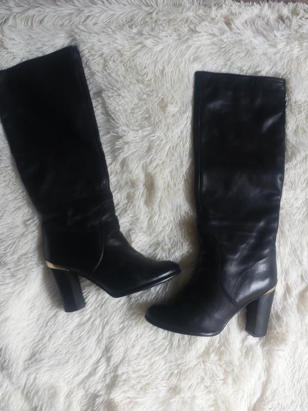 ... Сапоги и ботинки · Высокий каблук · Зимние кожаные сапоги1 ... 062df12397c3e