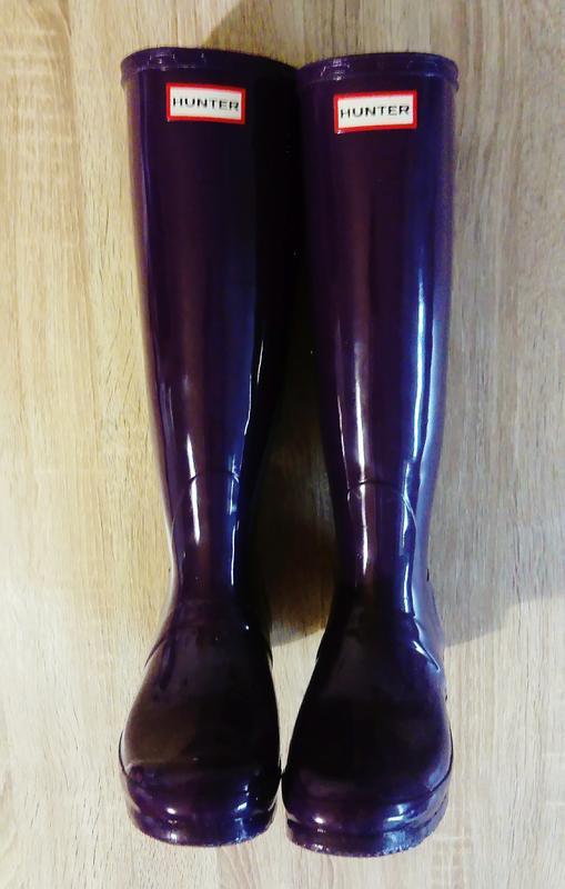 Резиновые сапоги женские hunter оригинал англия размер 39 сапожки на осень  гумові чоботи1 ... cbadd79eeca92