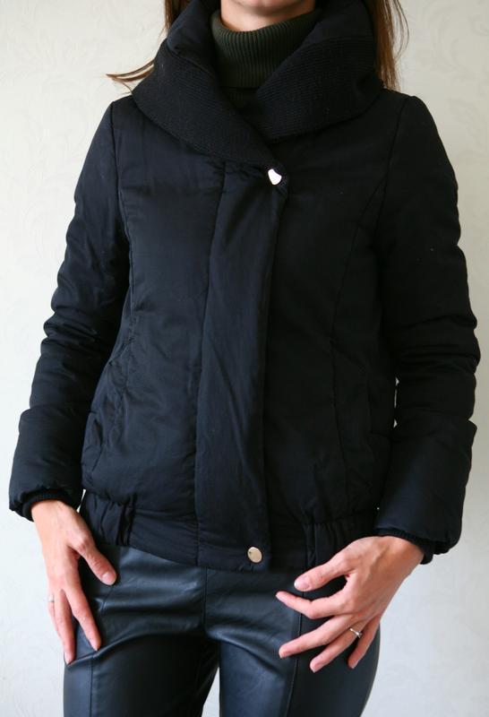 Женская куртка,куртка на осень,черная куртка,демисезонная куртка1 ... b7a2ecf8ce9