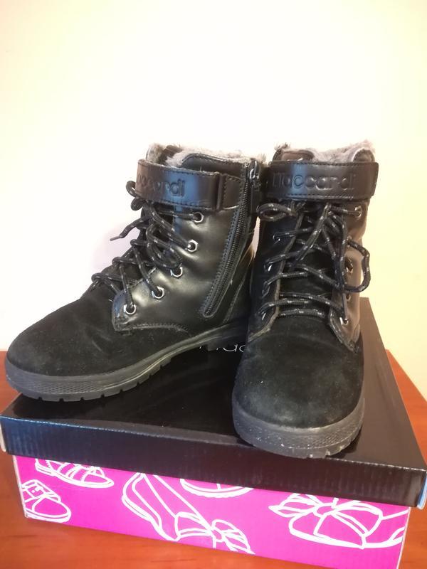 Шкіряні чобітки зимові на хлопчика t. taccardi1 ... 0be593a1acbf8