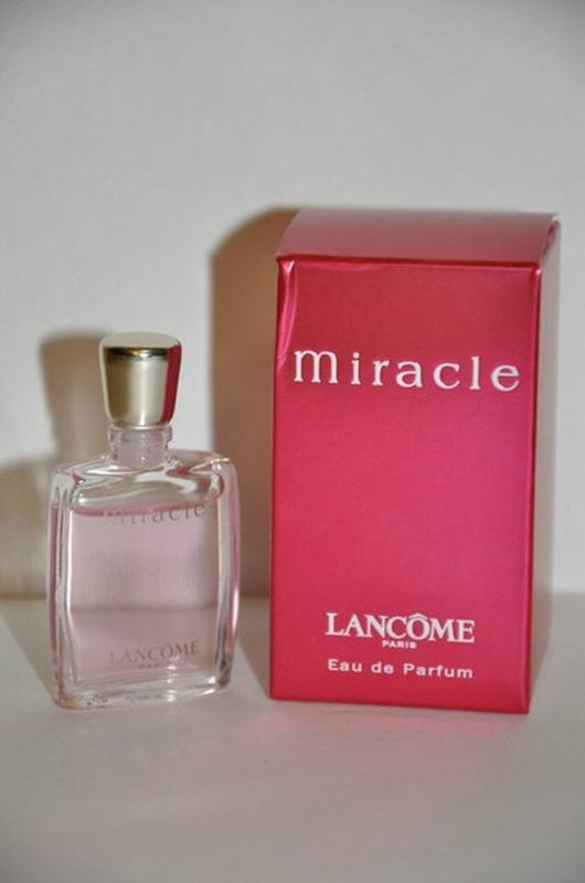 Миниатюра lancome miracle eau de parfum1 ea19b1964c618