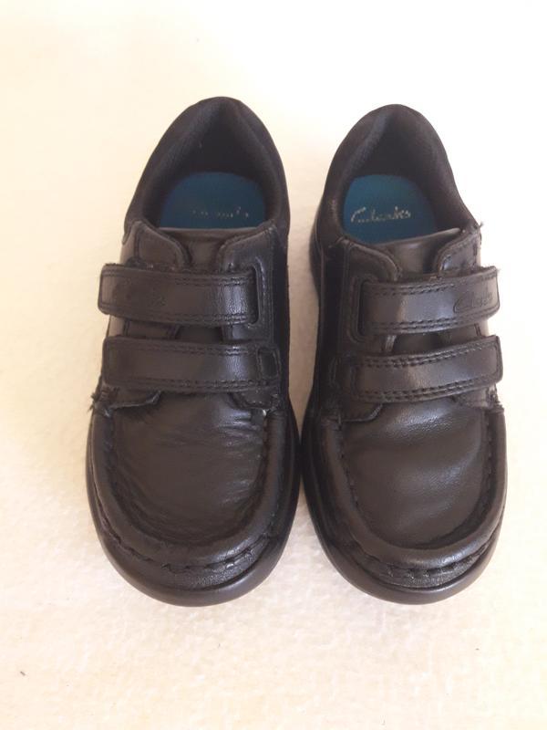 30c1bd527bea Кожаные спортивные туфли фирмы clarks p. 26 ( 8,5 f ) стелька 16,5 ...