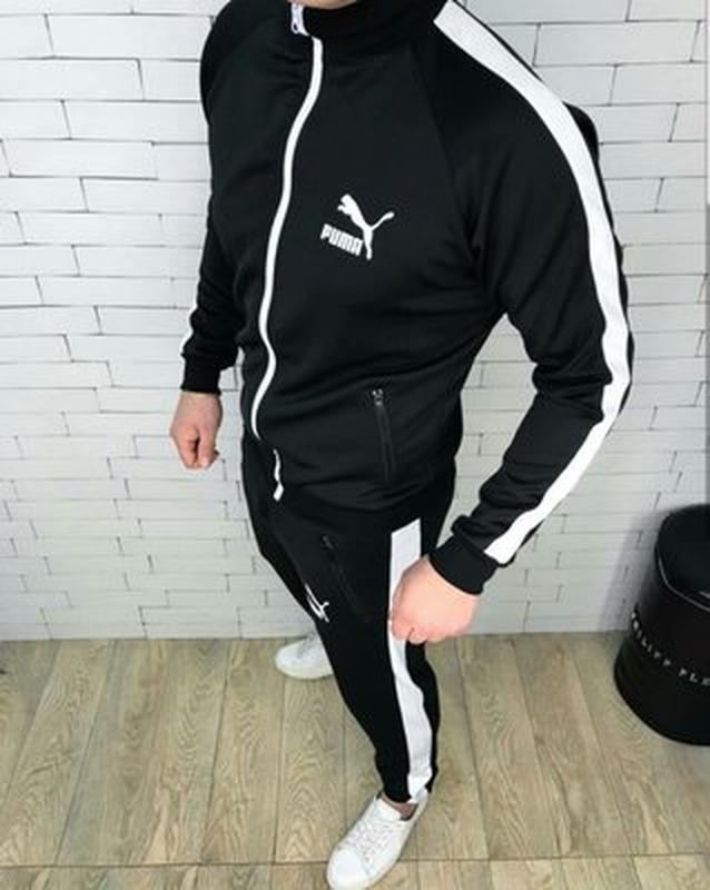 ce3d4b038ee8 Новинка! мужской спортивный костюм puma stoner 2018! все размеры1 ...