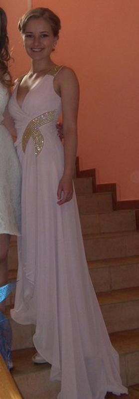 974cb048416ef98 Шикарное выпускное вечернее платье фирмы pop line, цена - 3600 грн ...
