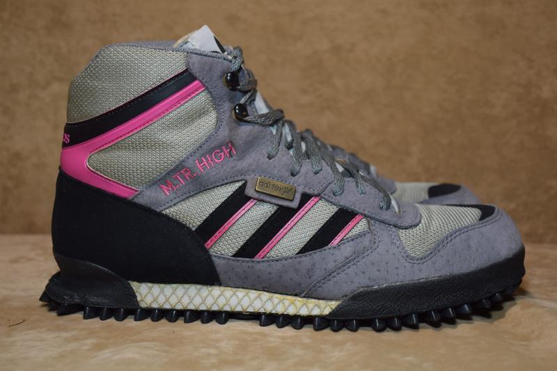 Ботинки adidas marathon tr aditex mid vintage. yugoslavia. оригинал. 42 р. 2ab9d513800