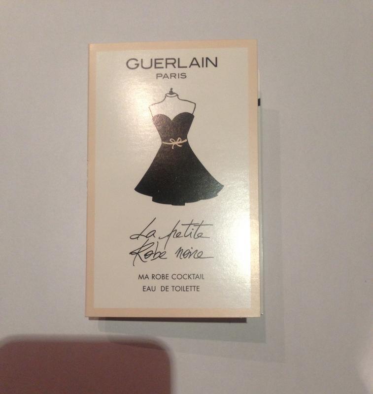 3bda01fcc59 Туалетная вода guerlain la petite robe noire1 фото ...