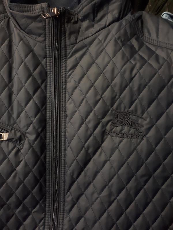 Ветровка мужская стеганая burberry Burberry, цена - 1350 грн ... cc8c4f4d2d8