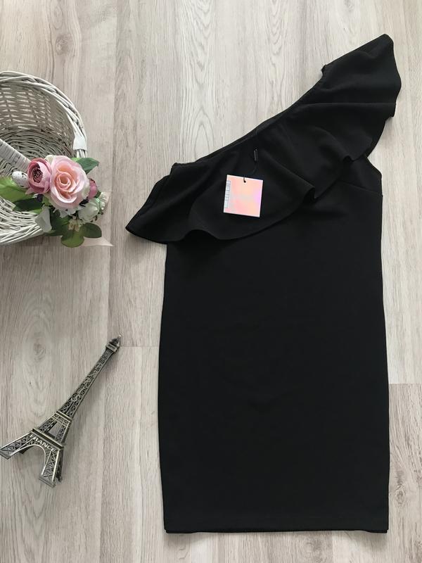 Красиве плаття на одне плече 🖤 від missguided💫 Missguided fa7818e621822