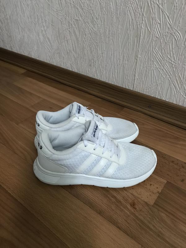 76821a2fd5fa Белые кроссовки на мальчика на девочку оригинал adidas neo 34 размер1 ...