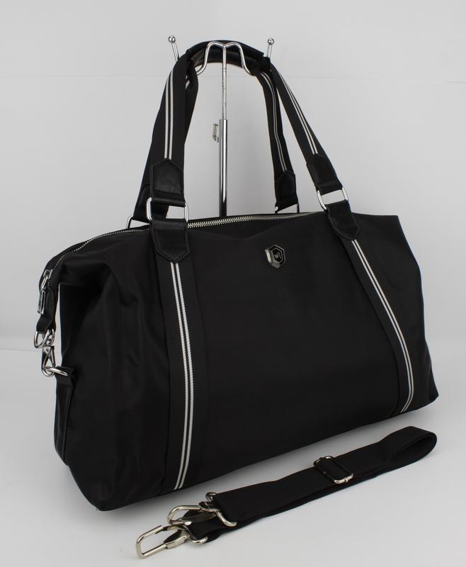 1c8c132eb999 Стильная дорожная сумка gia 3371 черная, цена - 755 грн, #15815392 ...