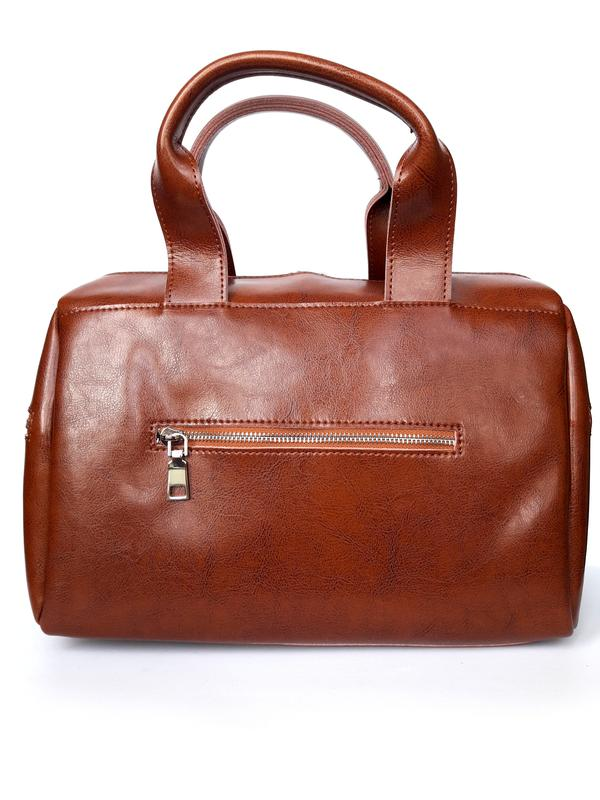229dc80de2e8 Женская кожаная сумка-саквояж