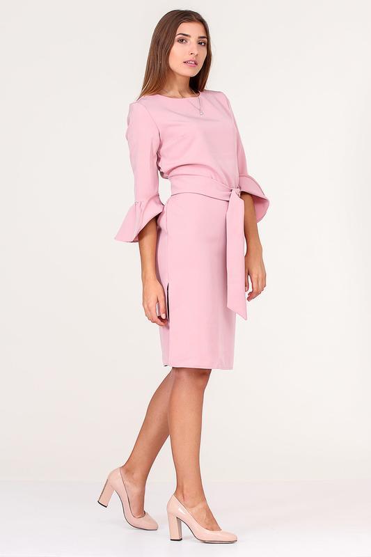 1e2784dd352dda5 Платье женское розовое нарядное garne, цена - 370 грн, #15824959 ...