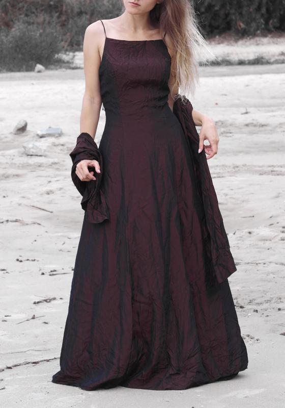 256123c87bb Вечернее платье. выпускное платье. свадебное платье. бордовое платье. бальное  платье.1 ...