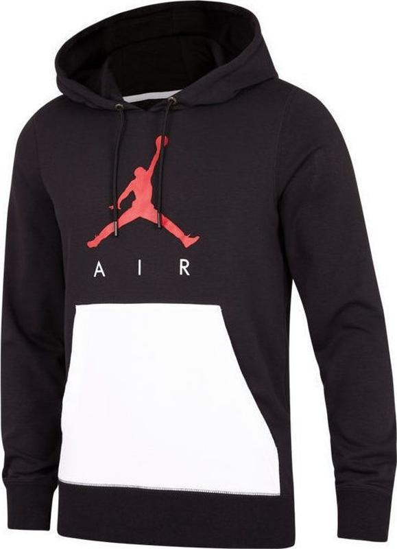 007f8f2e Кофта jordan hoodie sportswear jumpman air lightweight in black1 фото ...