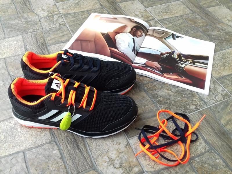 0d397a04 ... Новые мужские кроссовки adidas galaxy 43 - 44 р. оригинал nike reebok  puma4 фото ...