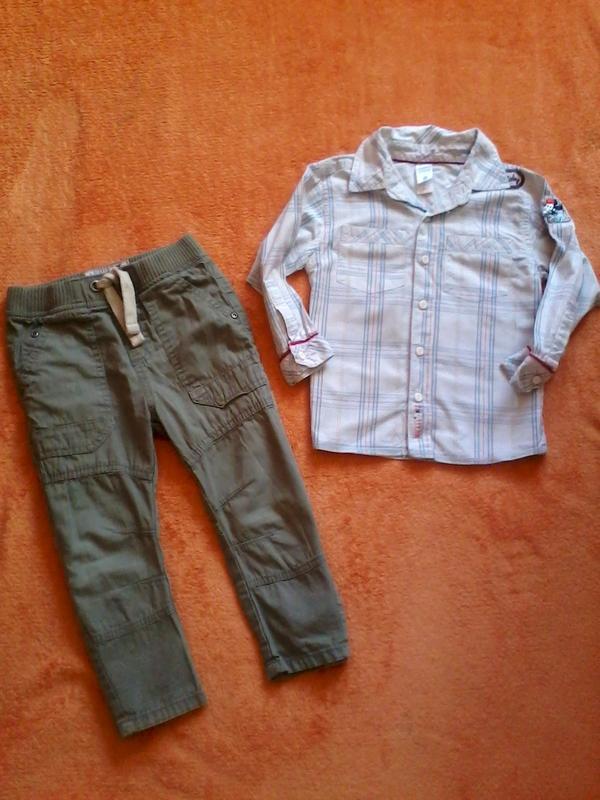 a18207a59c1 Комплект рубашка disney и штаны tu р 92-98 Disney
