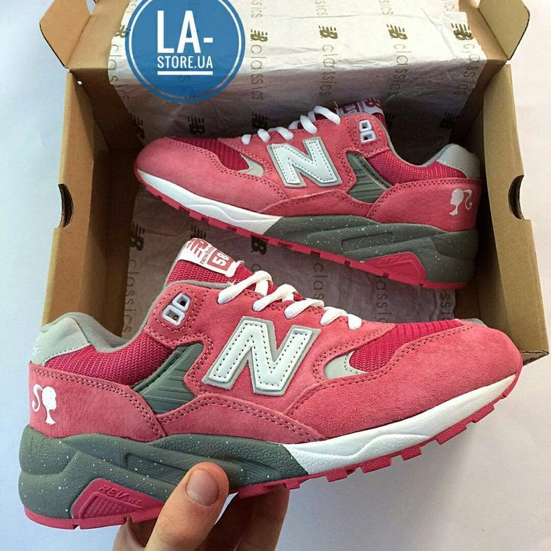 Распродажа!!! шикарные женские кроссовки new balance 580 New Balance ... a38d9cbb7cfa1