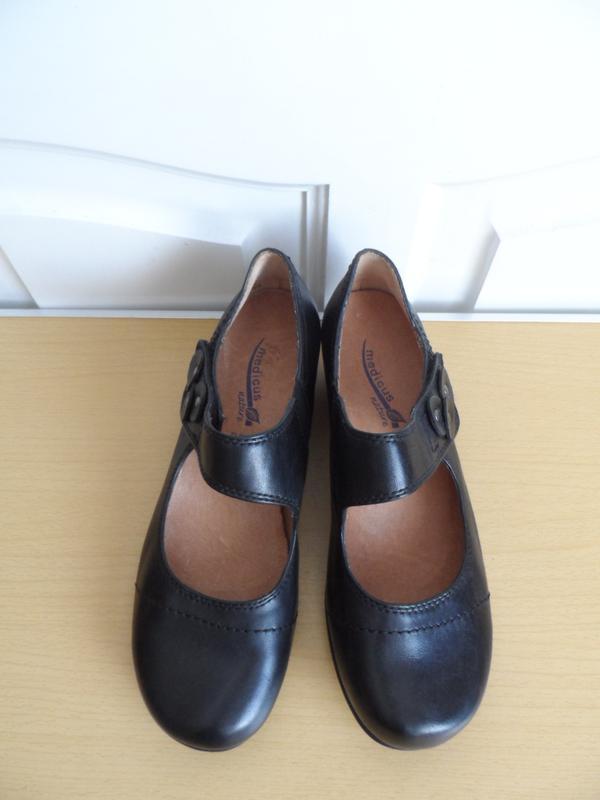 8327bdafa3af Туфли кожаные medicus nature германия 38р. 25см. ортопедическая обувь!1 ...